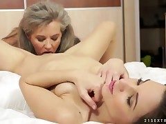 Gloominess Candy Fetching thither unselfish hooters is on touching the